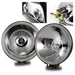 "5.7"" 4x4 Off Road Fog Lights - Chrome w/ Switch"