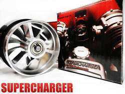 Intake Air Flow Supercharger Optimizer