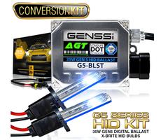 JDM HID Xenon Conversion Kit 6000K or 10000K