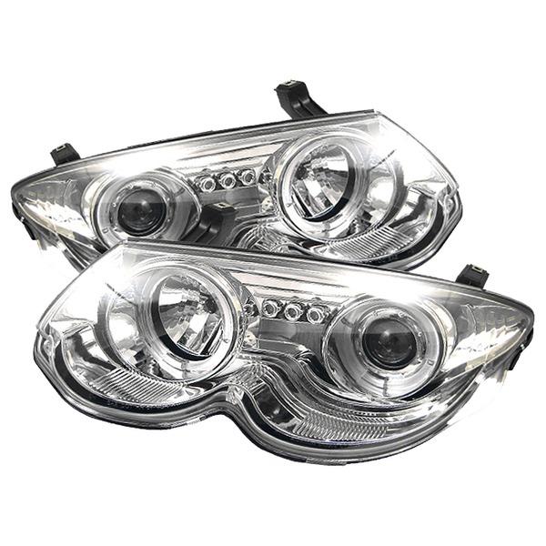 Chrysler 300M 99-04 Projector Headlights Halo