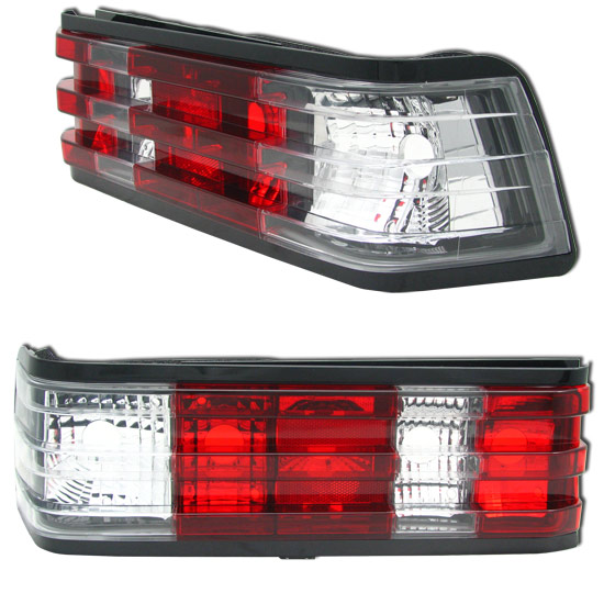 Mercedes benz 190e w201 tail lights 1986 1993 for Mercedes benz 190e headlights