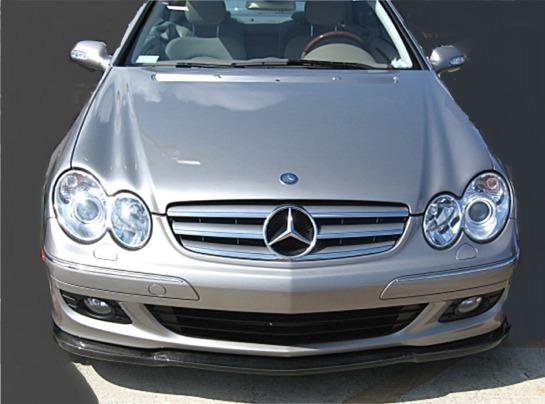 2003 Mercedes Clk Convertible. Mercedes CLK W209/W219