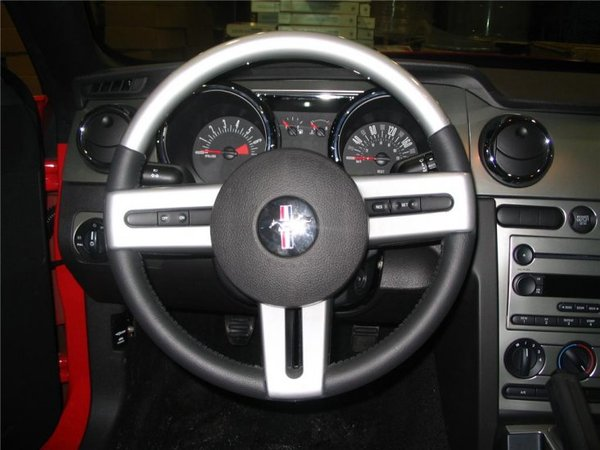 Mustang Big Wheels Mustang Steering Wheel gt