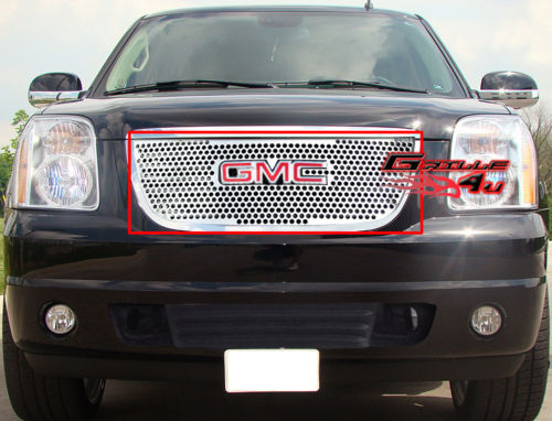 Home » Custom Automotive Grill Inserts